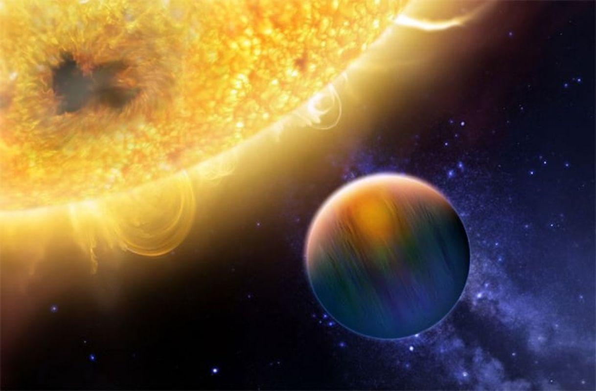 Астрономы открыли ещё один горячий юпитер у красного карлика