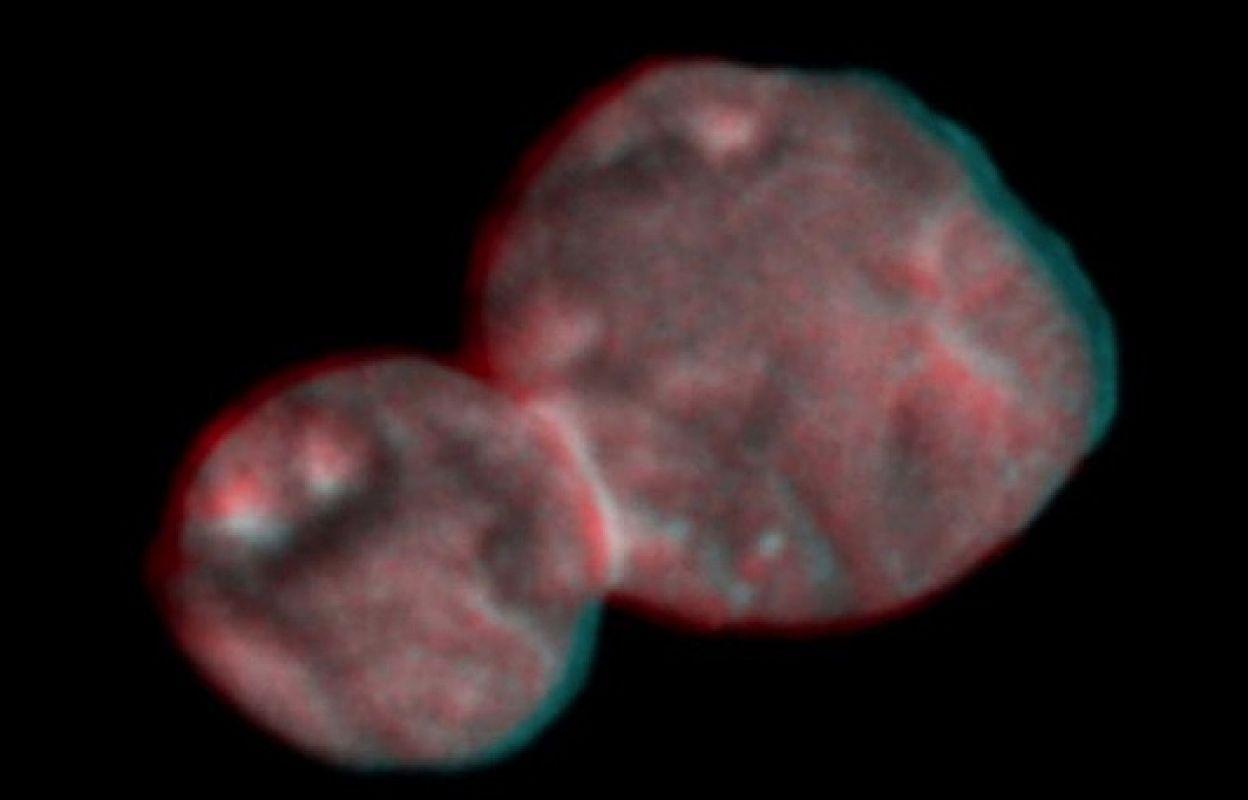 NASA показало фотоснимки самого дальнего объекта Солнечной системы