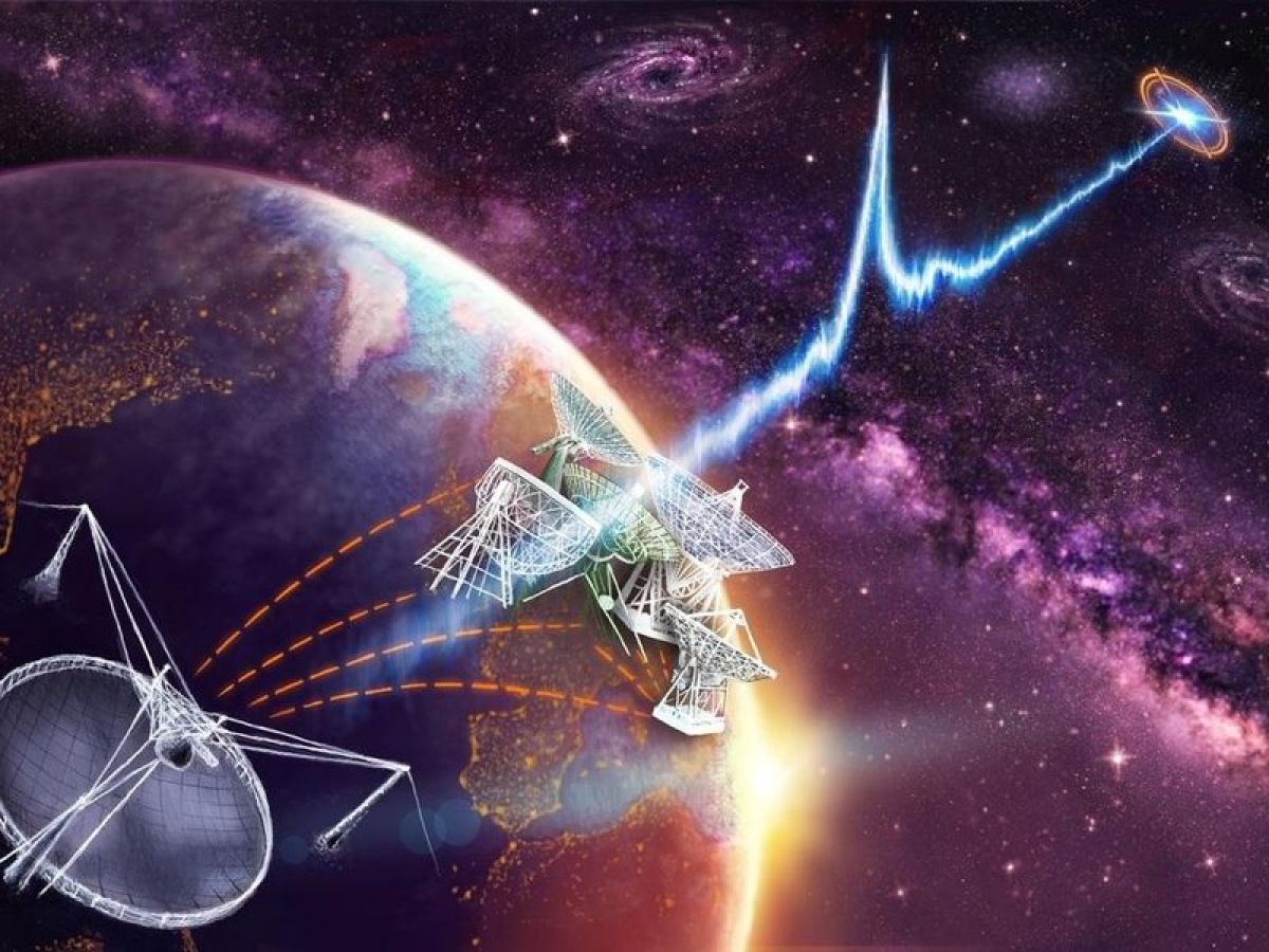 Открыт повторяющийся космический радиосигнал, который может принадлежать инопланетянам