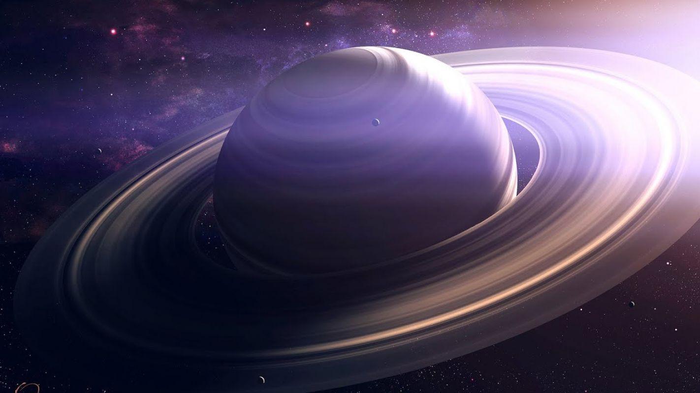 Учёные выдвинули новую версию о том, когда образовались кольца Сатурна