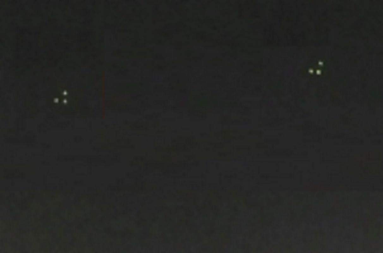 Три светящихся НЛО появились над Ростовом и взбудоражили город