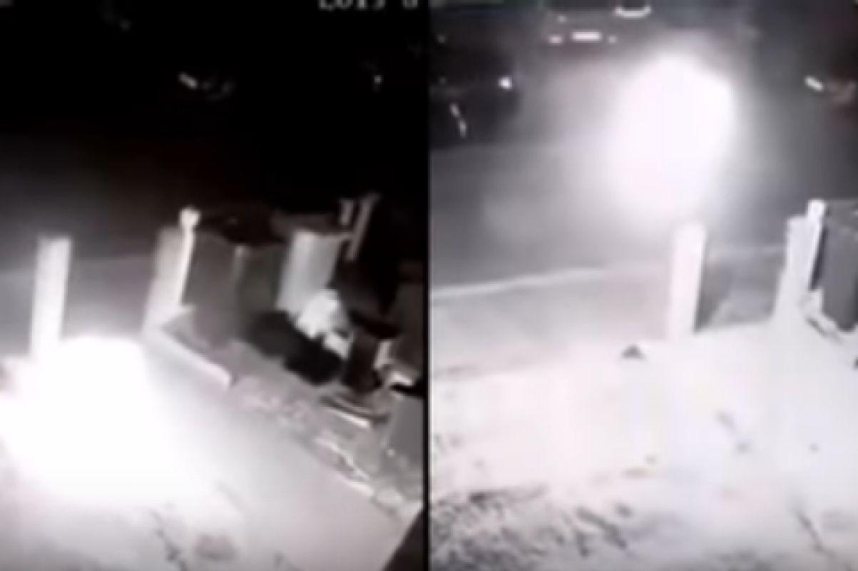 В Британии НЛО приземлился прямо в саду возле дома, попал на видео и шокировал общественность