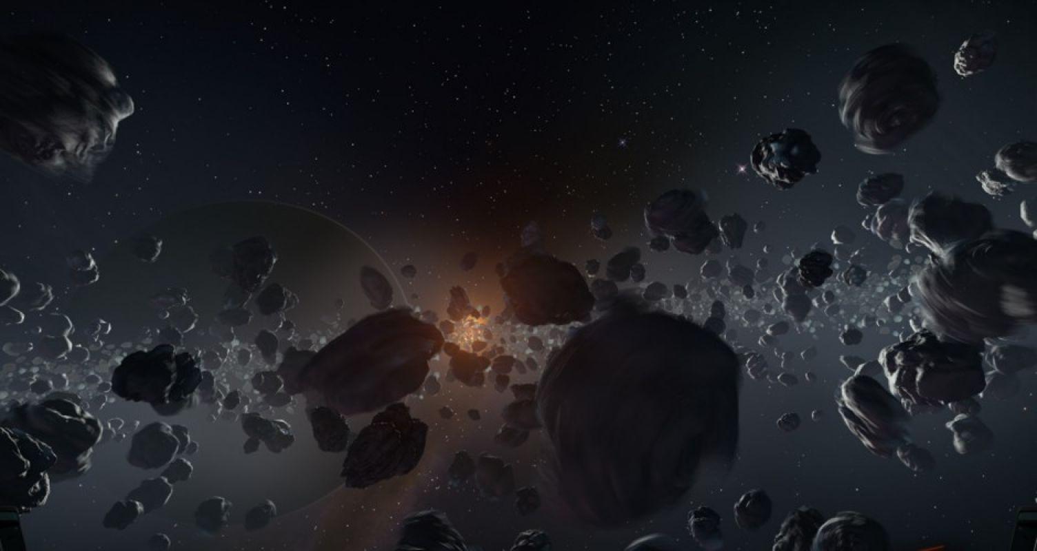 В окрестностях Венеры найден уникальный астероид