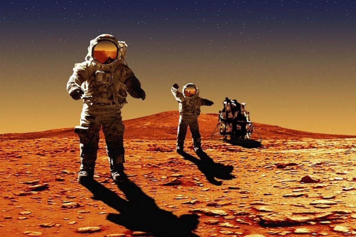 Глава NASA рассказал, когда американские астронавты полетят на Марс