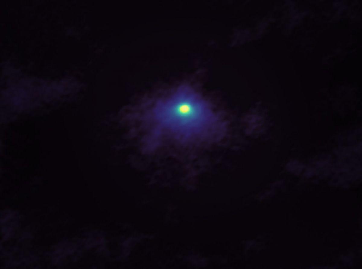В ядре кометы Виртанена нашли смертельный яд