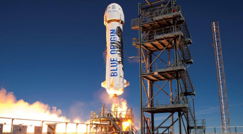 Джефф Безос пообещал отправить человека в космос уже в этом году