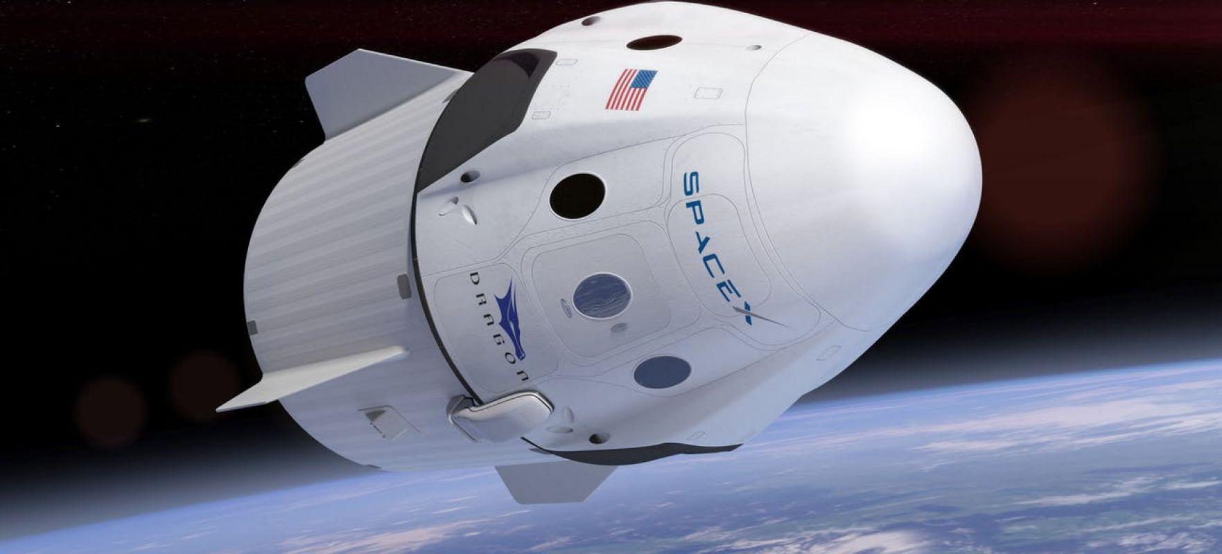 Дональд Трамп поздравил SpaceX с удачным запуском корабля Crew Dragon к МКС
