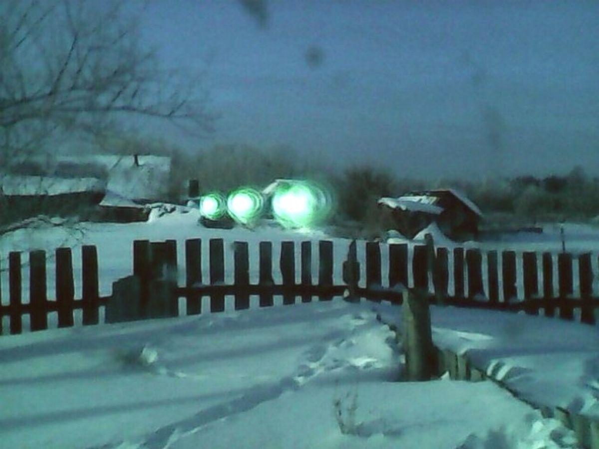 Странные снимки с НЛО из Самарской области заинтересовали исследователей