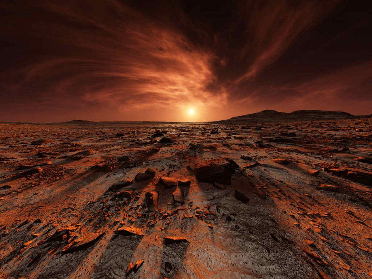 Уфологи объяснили, почему они считают, что Марс вывели на орбиту именно пришельцы