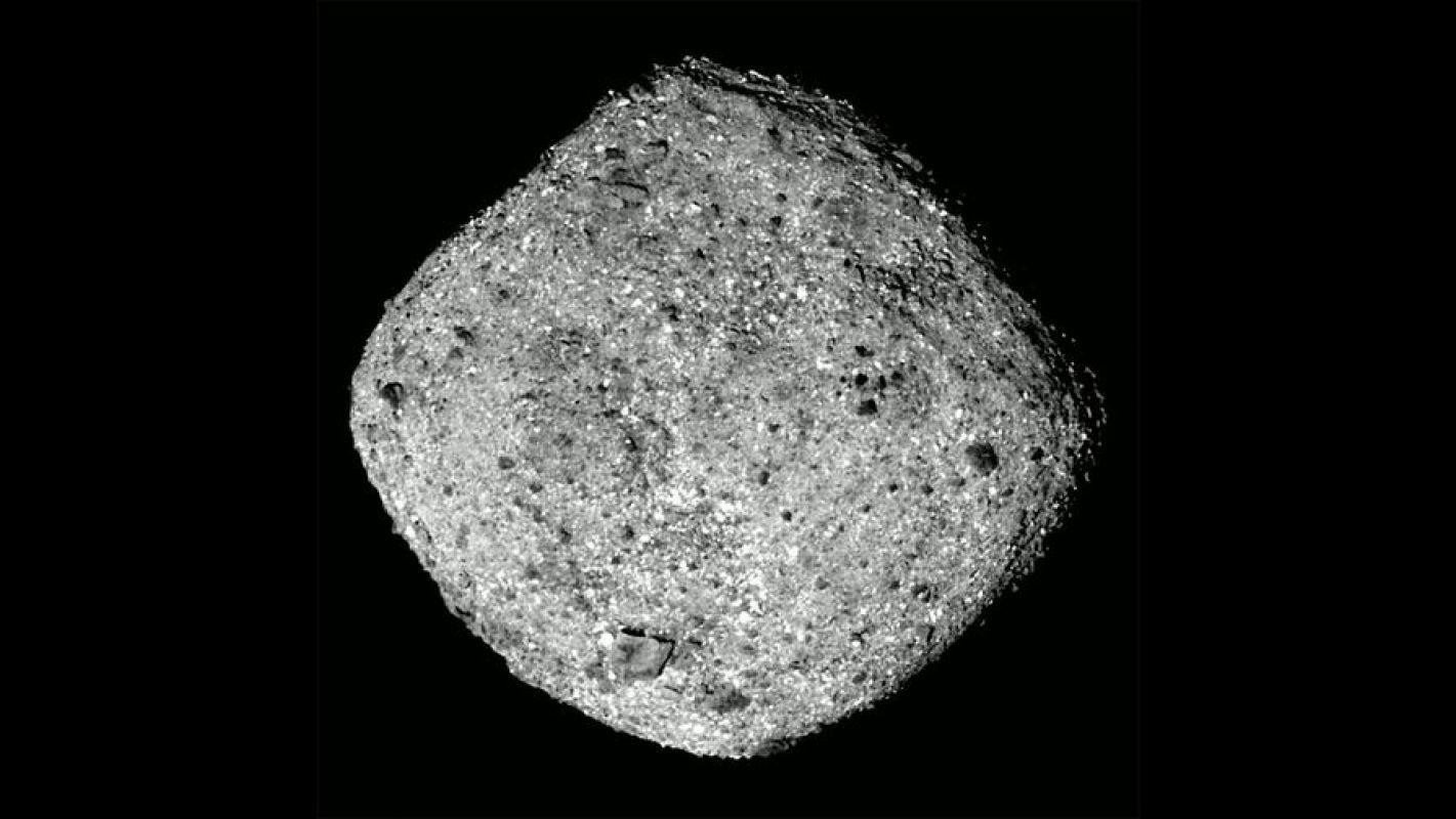 Ученые определили, когда и где образовался астероид Бенну
