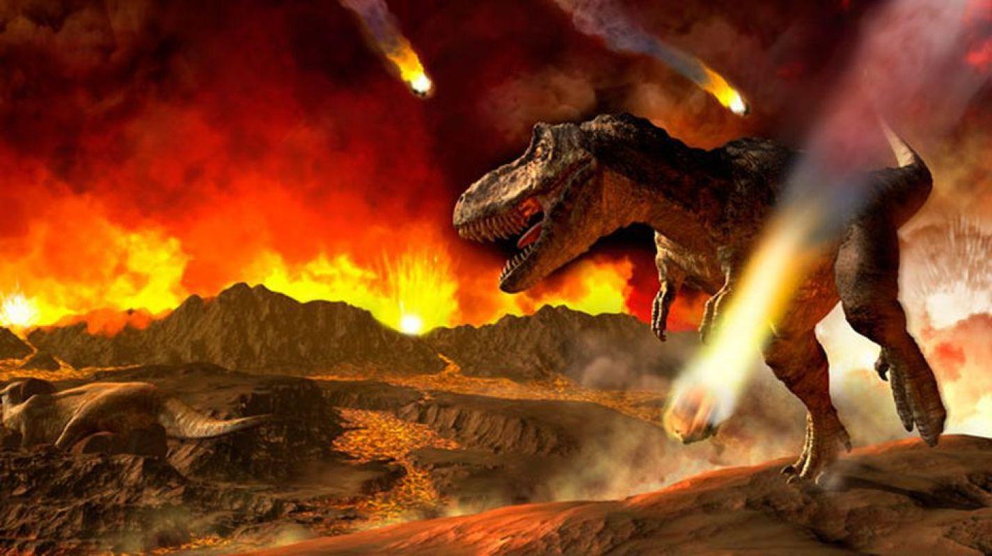 Ученые впервые нашли останки животных, погибших во время падения астероида 66 миллионов лет назад