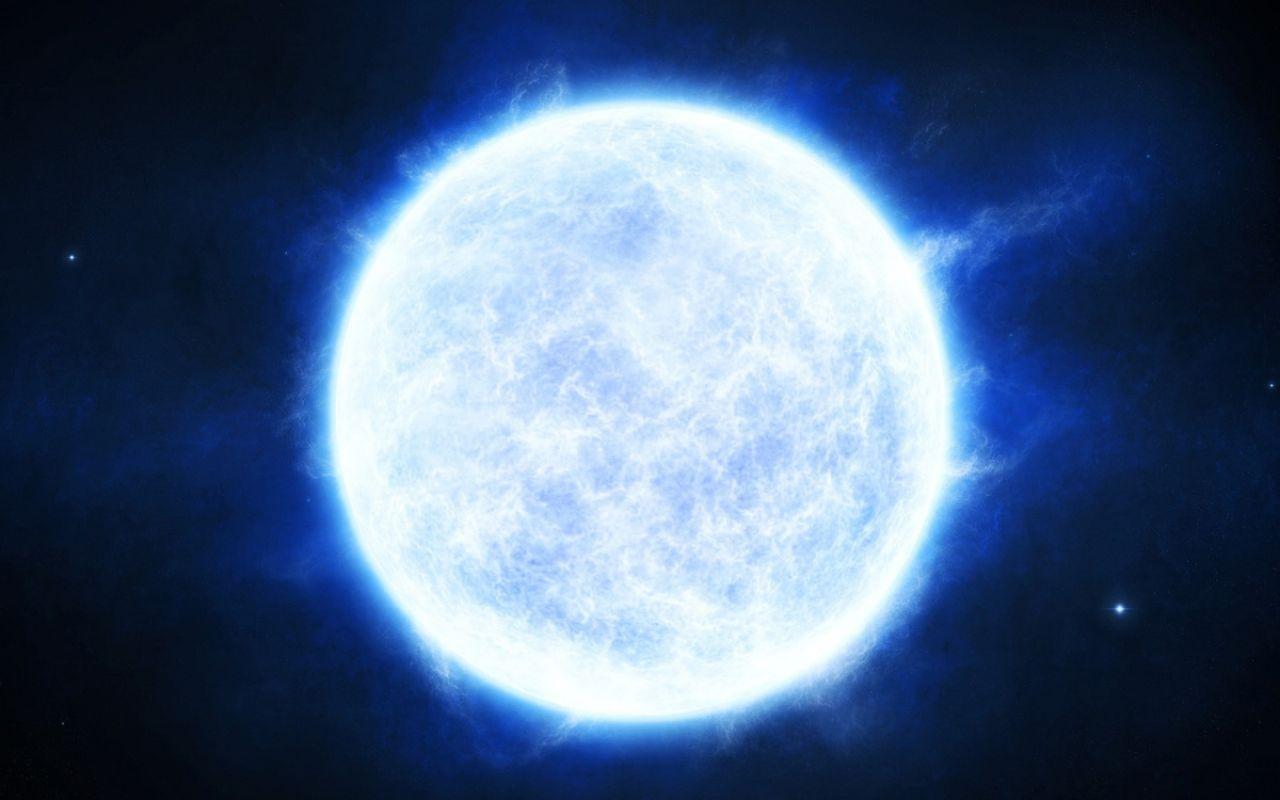 Найдена состоящая из железа планета, чудом пережившая свирепую атаку белого карлика