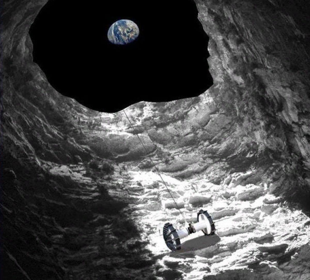 В NASA рассказали о готовящейся отправке вездехода Axel Rover на Луну