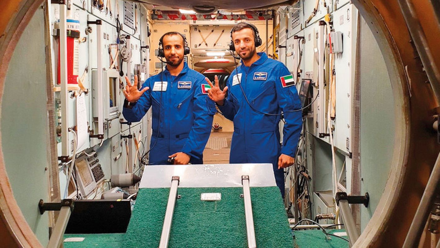 ОАЭ намерены купить у «Роскосмоса» «Союз» и услуги по запуску