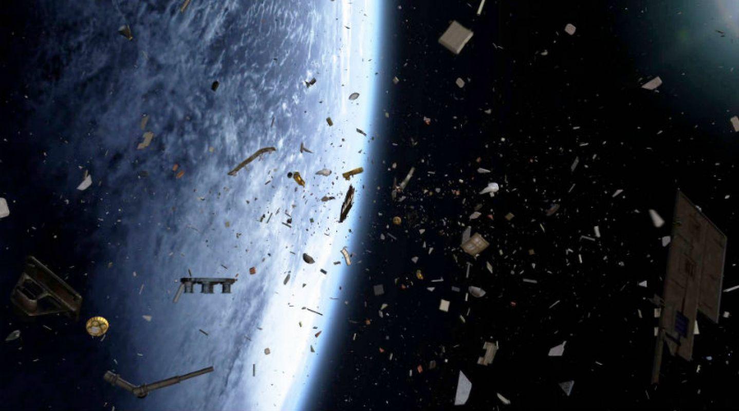 Случаи разрушения спутников на орбите значительно участились