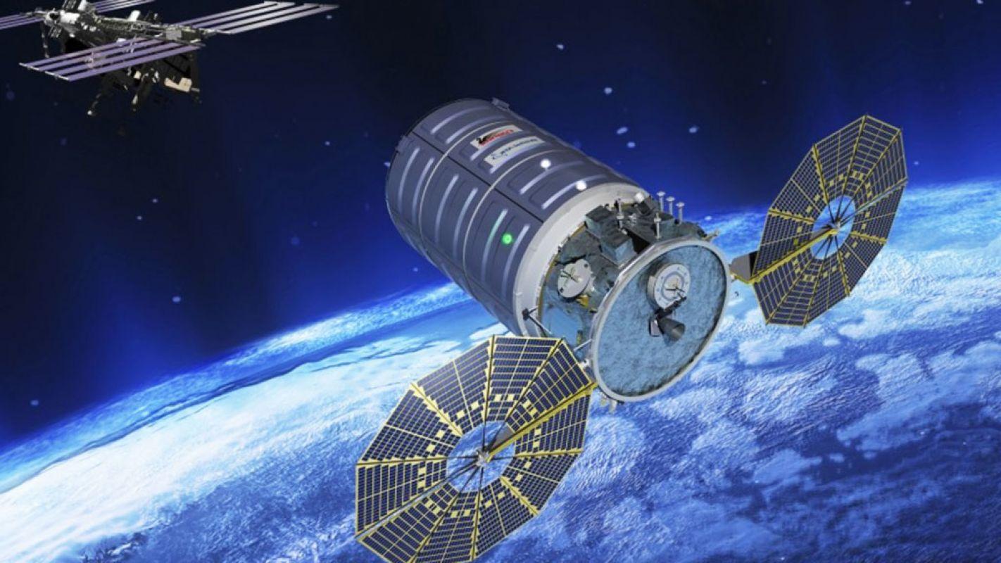К МКС отправился космический корабль Cygnus с грузом