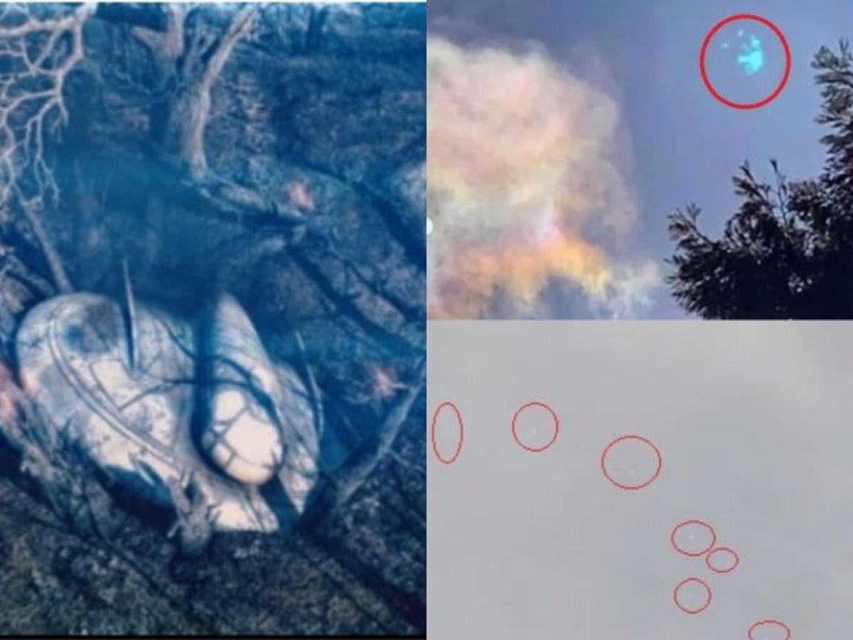 Целую кучу странных НЛО сфотографировали в Перу, невиданные снимки обсуждаются уфологами