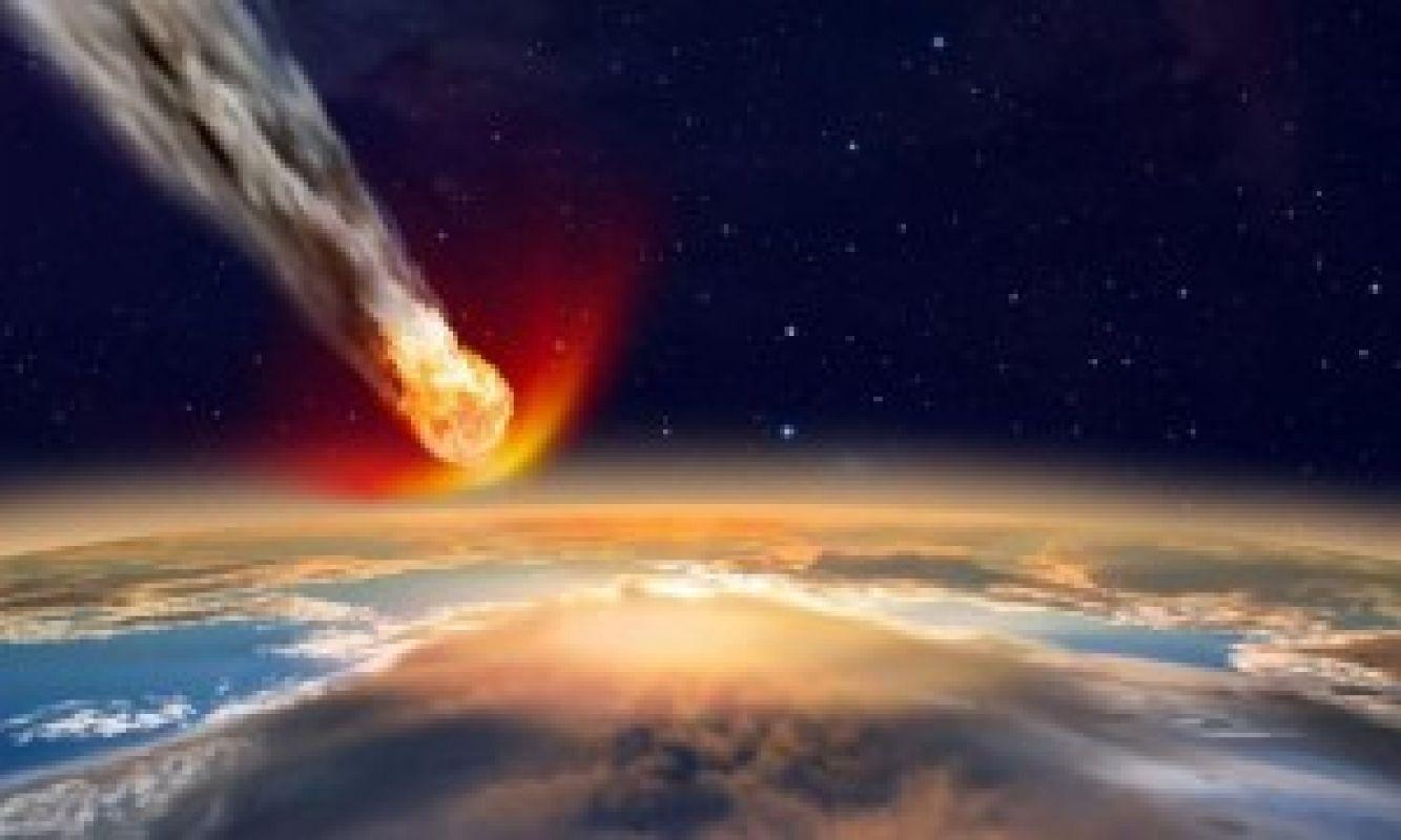 В новой симуляции крупный астероид полностью уничтожил Нью-Йорк