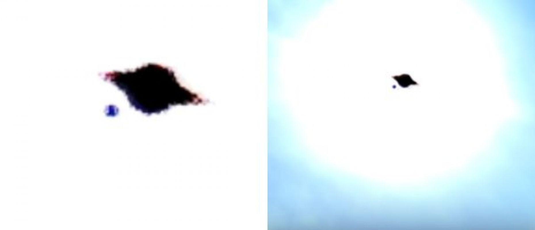 Шокирующее видео НЛО показали в филиппинских новостях