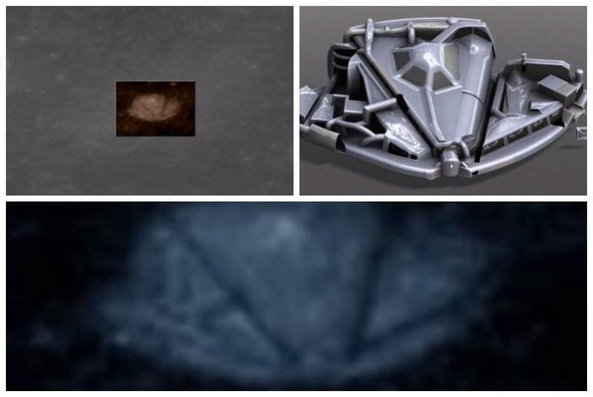 Невероятная находка на Луне, снятая аппаратом NASA, поразила исследователей