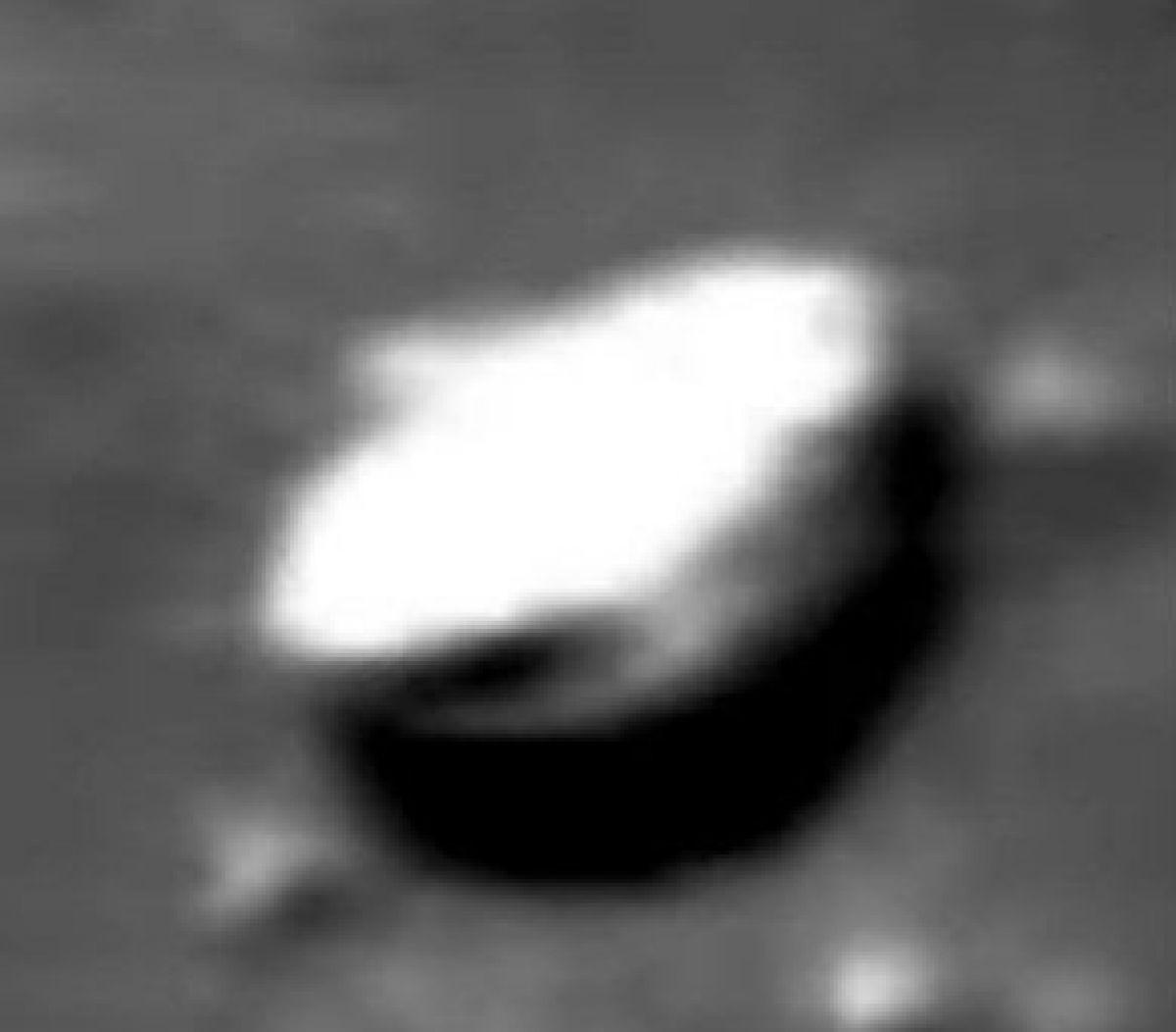 Интересный объект, обнаруженный на Луне, заинтересовал общественность