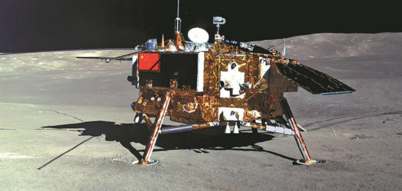 Китайцы рассказали об очень важной находке на обратной стороне Луны