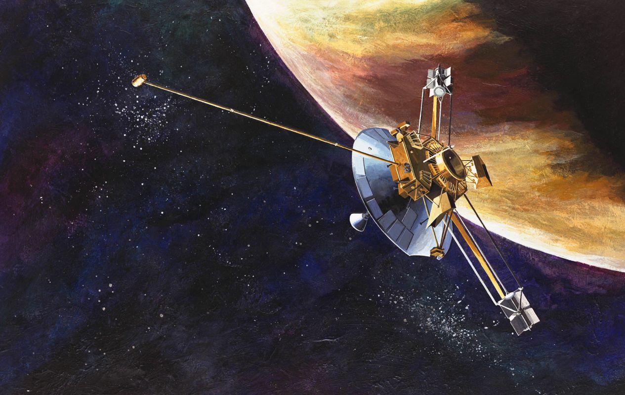 Ученые рассказали, через сколько лет и с какими звездами встретятся аппараты «Вояджер» и «Пионер»