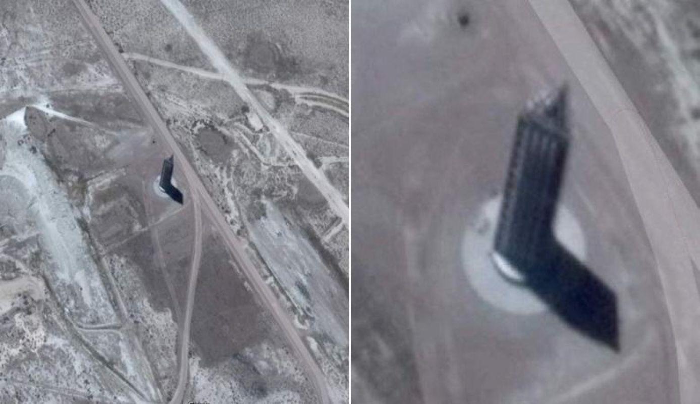 Исследователи рассказали, зачем «Зоне 51» могла понадобиться 100-метровая вышка