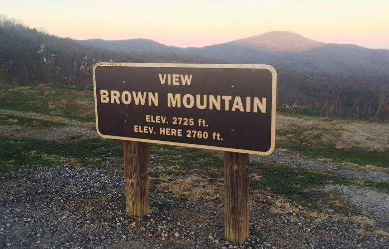 Многочисленные НЛО, появившиеся над горой Браун, ввели в ступор исследователей