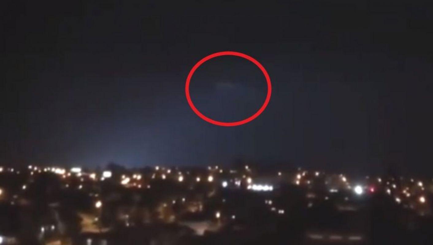 Американка показала видео НЛО, снятое в Лос-Анджелесе и поразившее интернет