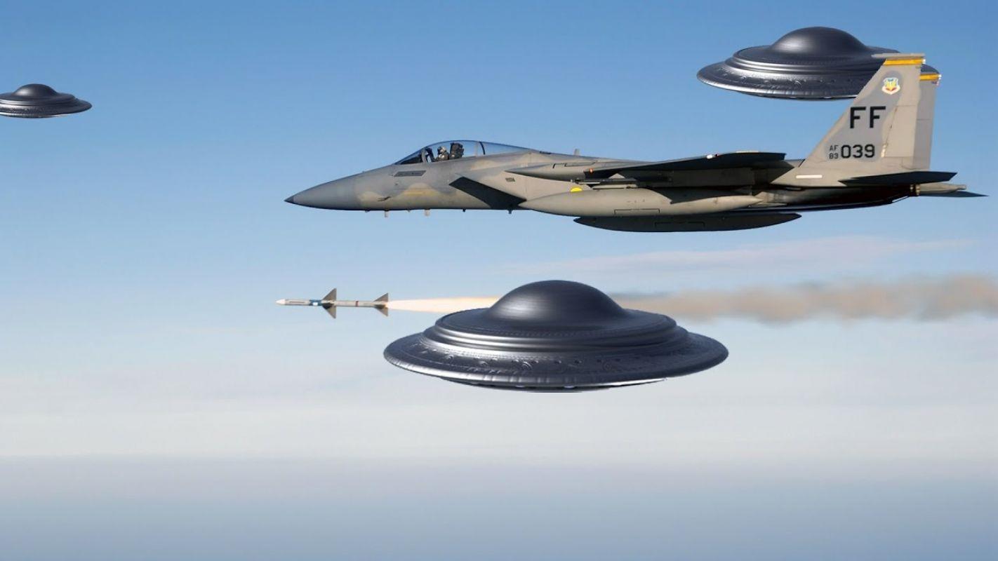 Лётчики ВМС США рассказали невероятные подробности встреч с НЛО