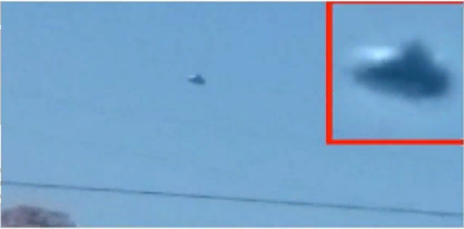 В Ереване мужчина заметил НЛО с близости, снял его на видео и шокировал СМИ чётким и подлинным материалом