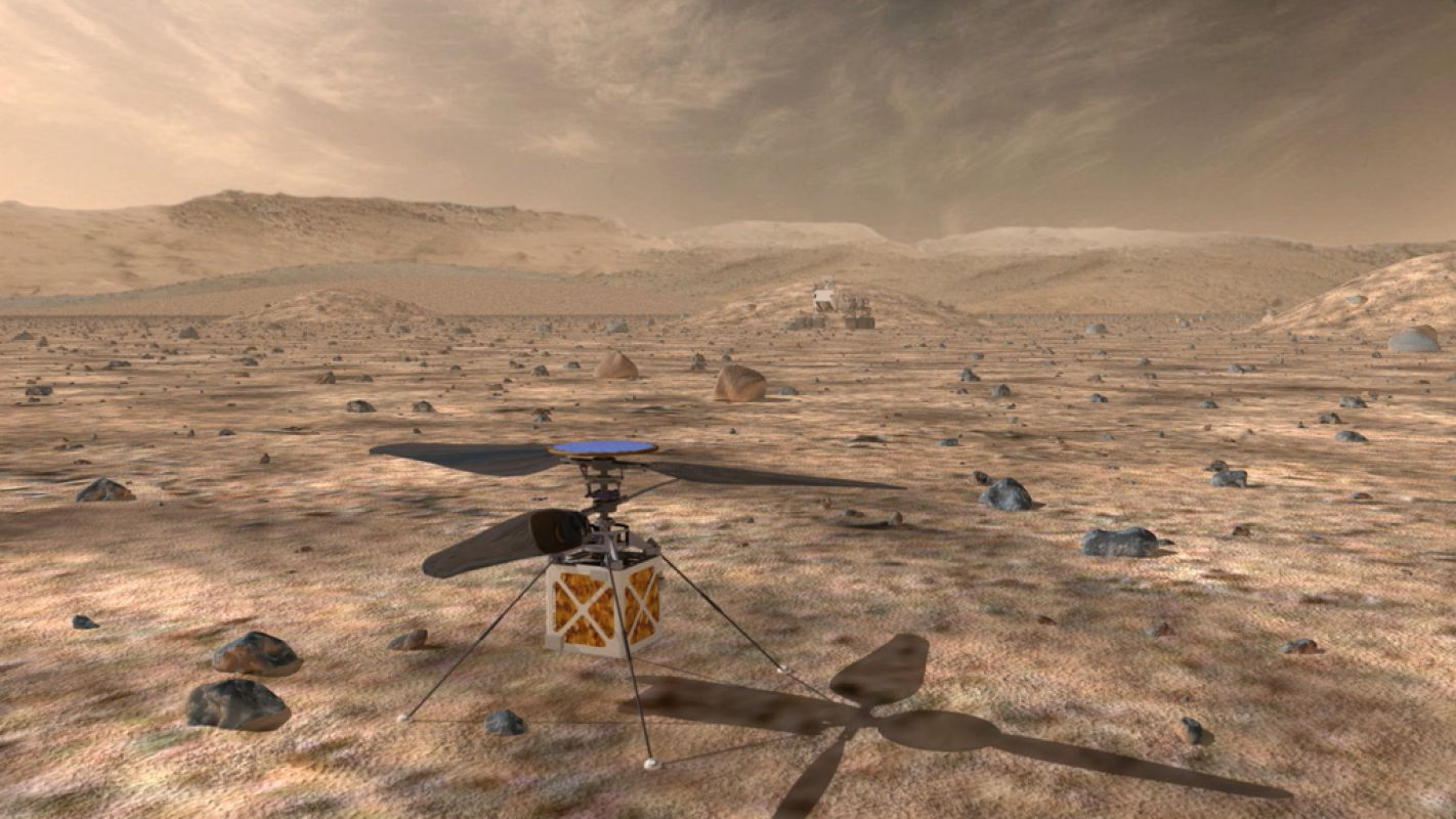 NASA запустило онлайн-трансляцию сборки марсохода для миссии «Марс-2020»