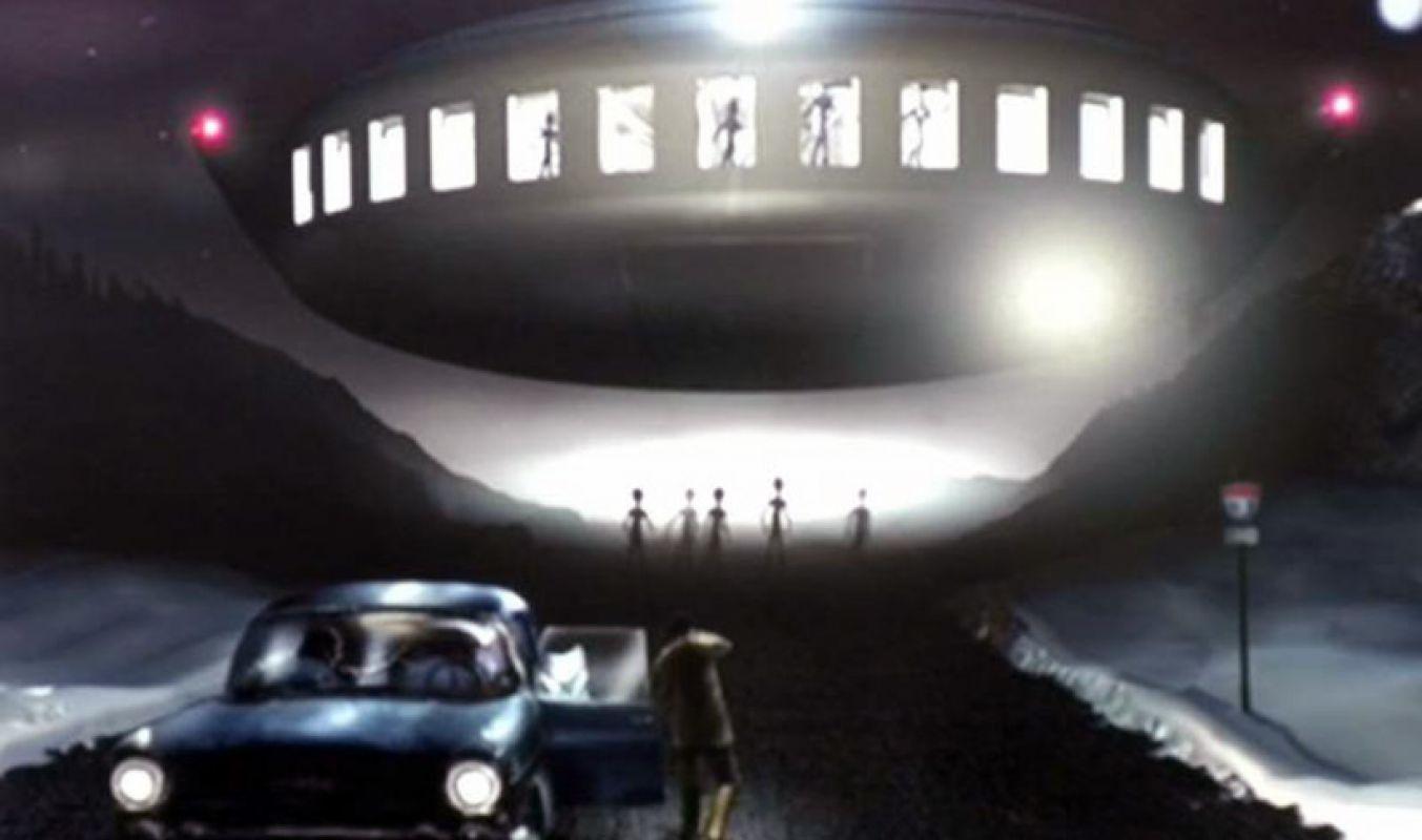 Список самых невероятных встреч с пришельцами появился в сети