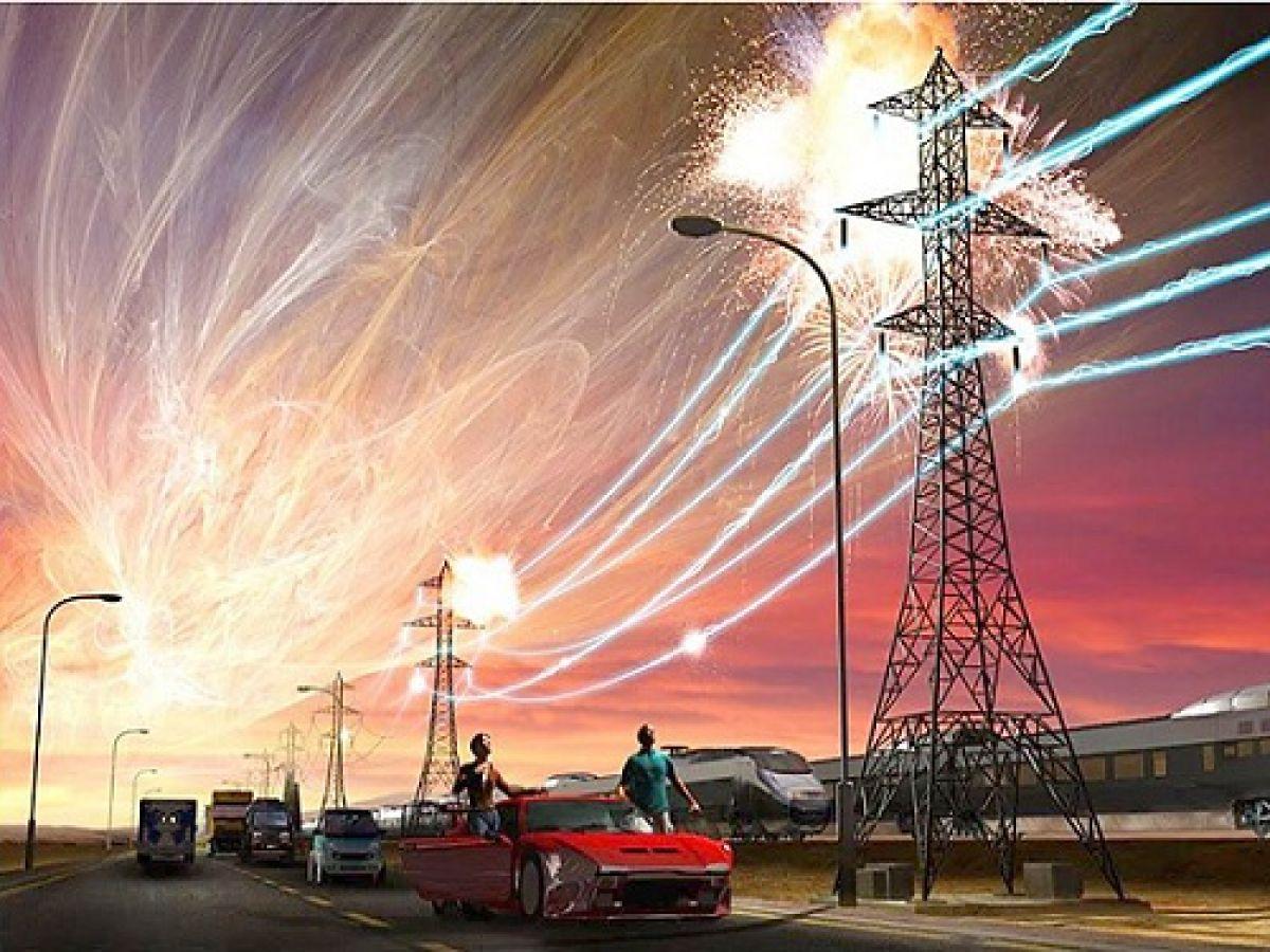 Ученые: На Солнце могут происходить супервспышки, которые уничтожат всё живое