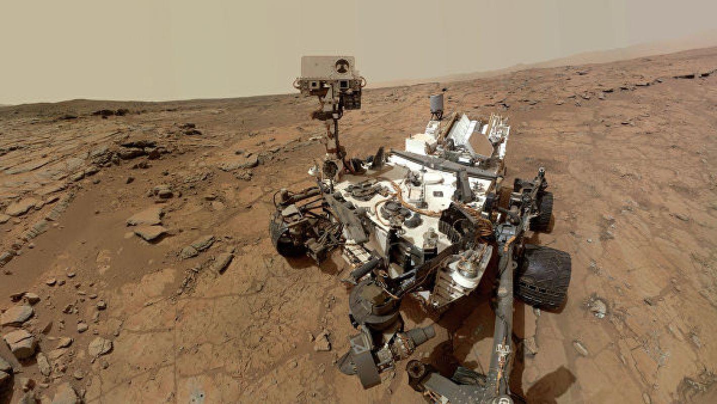 NASA: Выброс метана на Марсе резко прекратился
