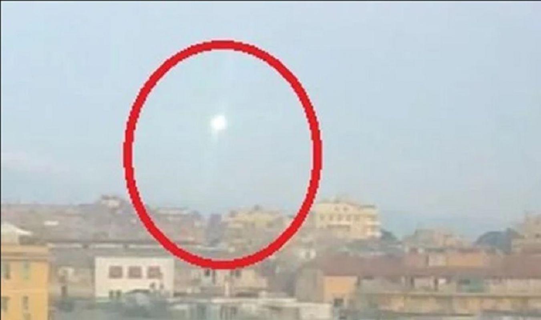 Странный НЛО, снятый на видео в Риме, ошарашил местных жителей и заинтересовал исследователей