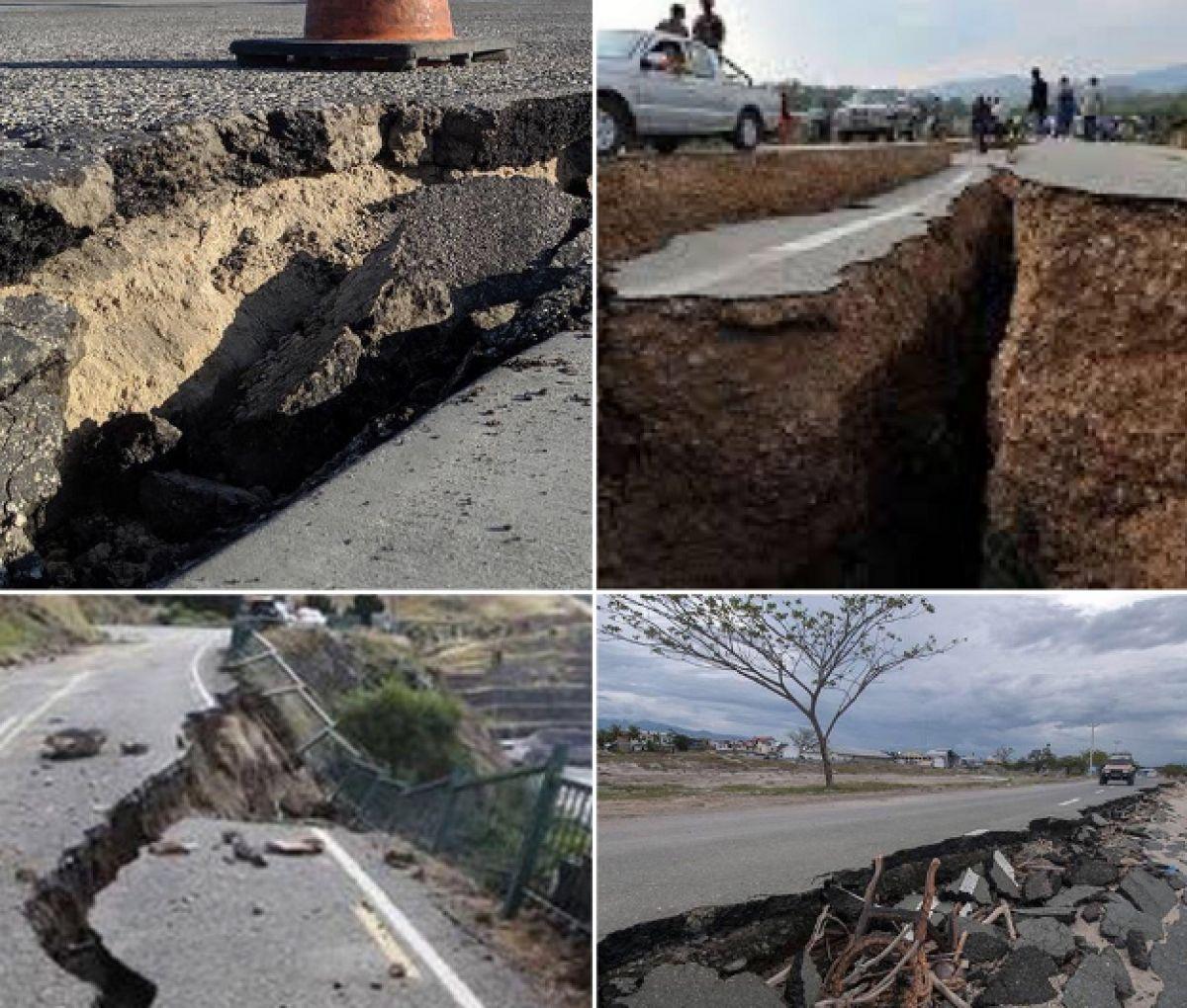 Уфологи считают, что причиной землетрясения в Индонезии стало падение НЛО