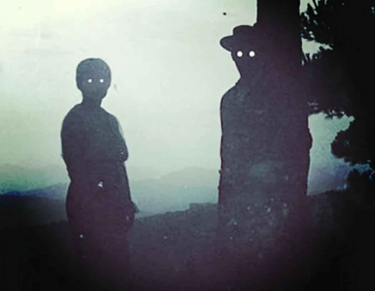 Американский байкер рассказал о своих невероятных встречах с так называемыми «теневыми людьми»