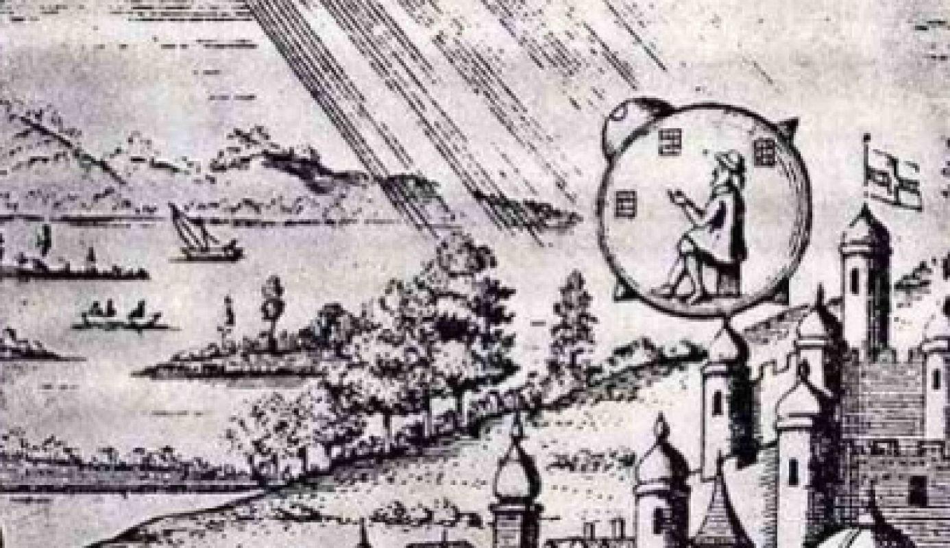 Было или нет? Невиданная история с НЛО, произошедшая во Франции