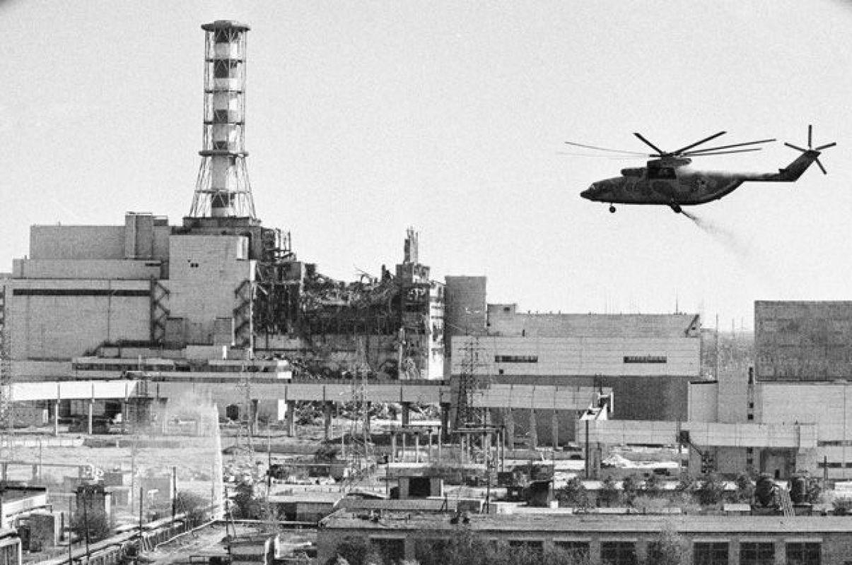 Удивительно, но это так: В Чернобыле нашли маленького пришельца