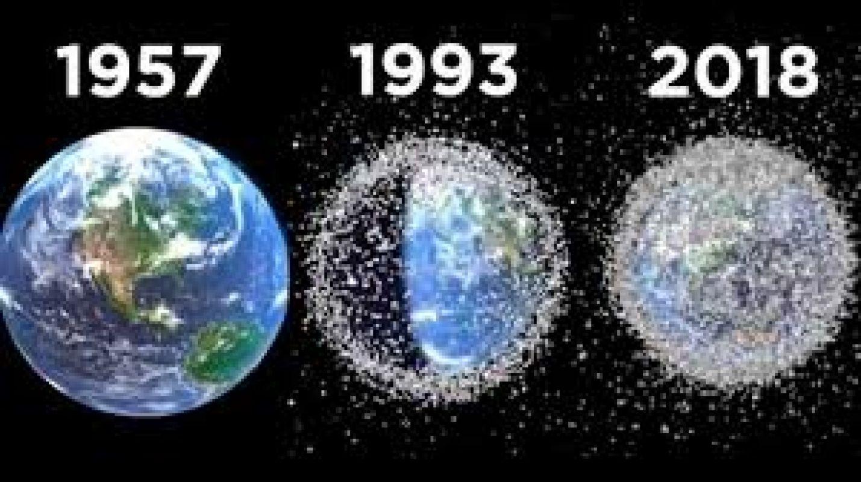 Американские военные зафиксировали взрыв на околоземной орбите