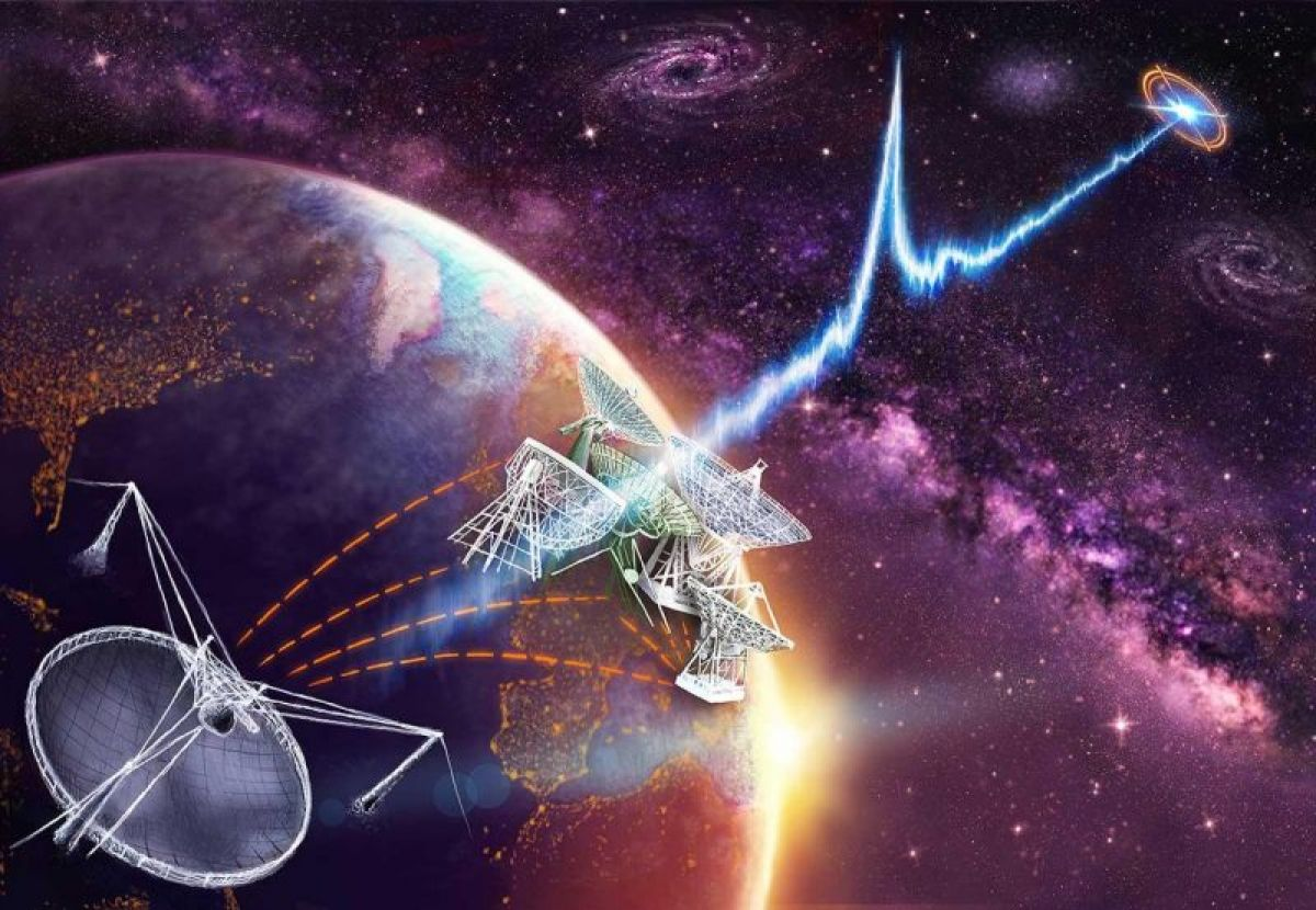 Ученые нашли возможный источник таинственных радиосигналов, поступающих из глубин космоса