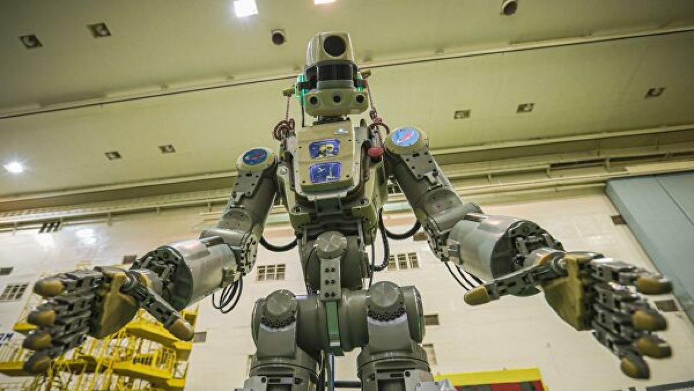 «Союз МС-14» c роботом FEDOR на борту не смог пристыковаться к МКС