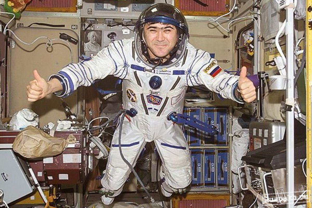 Отмечающий 55-летие космонавт Салижан Шарипов признался, что верит в инопланетян