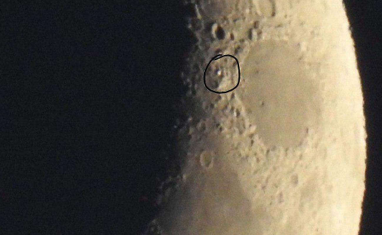 Астроном-любитель сфотографировал на Луне советский космический корабль