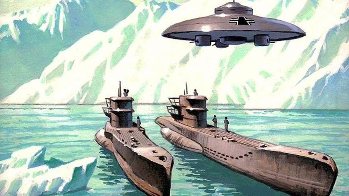 Конгресс и ВМС США поссорились из-за НЛО
