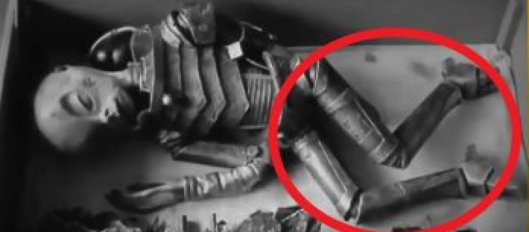 Шокирующее фото из Приморья: В заброшенном бункере нашли реального пришельца?
