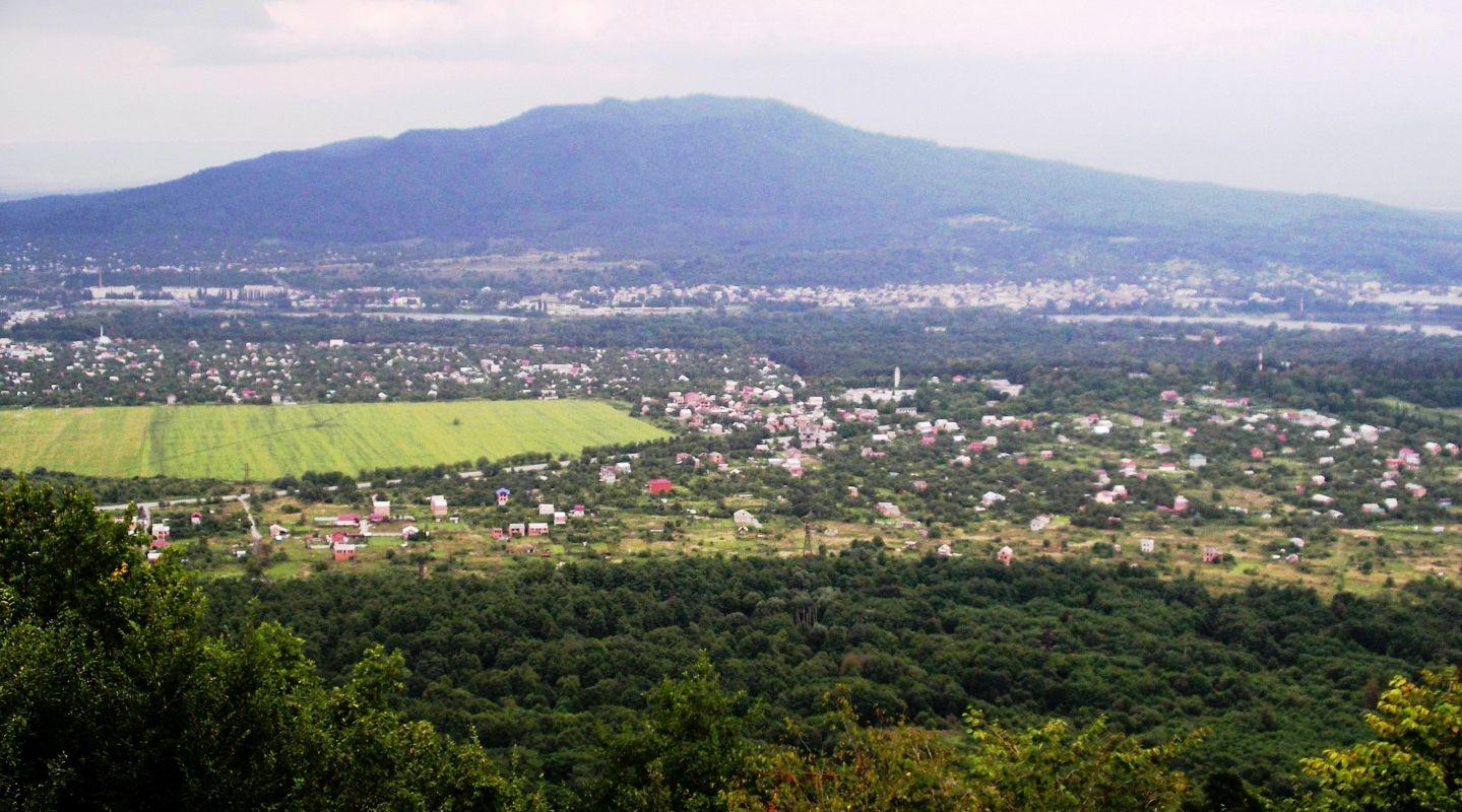 Жители Северной Осетии увидели в небе над аномальной Лысой горой странный объект, есть видео