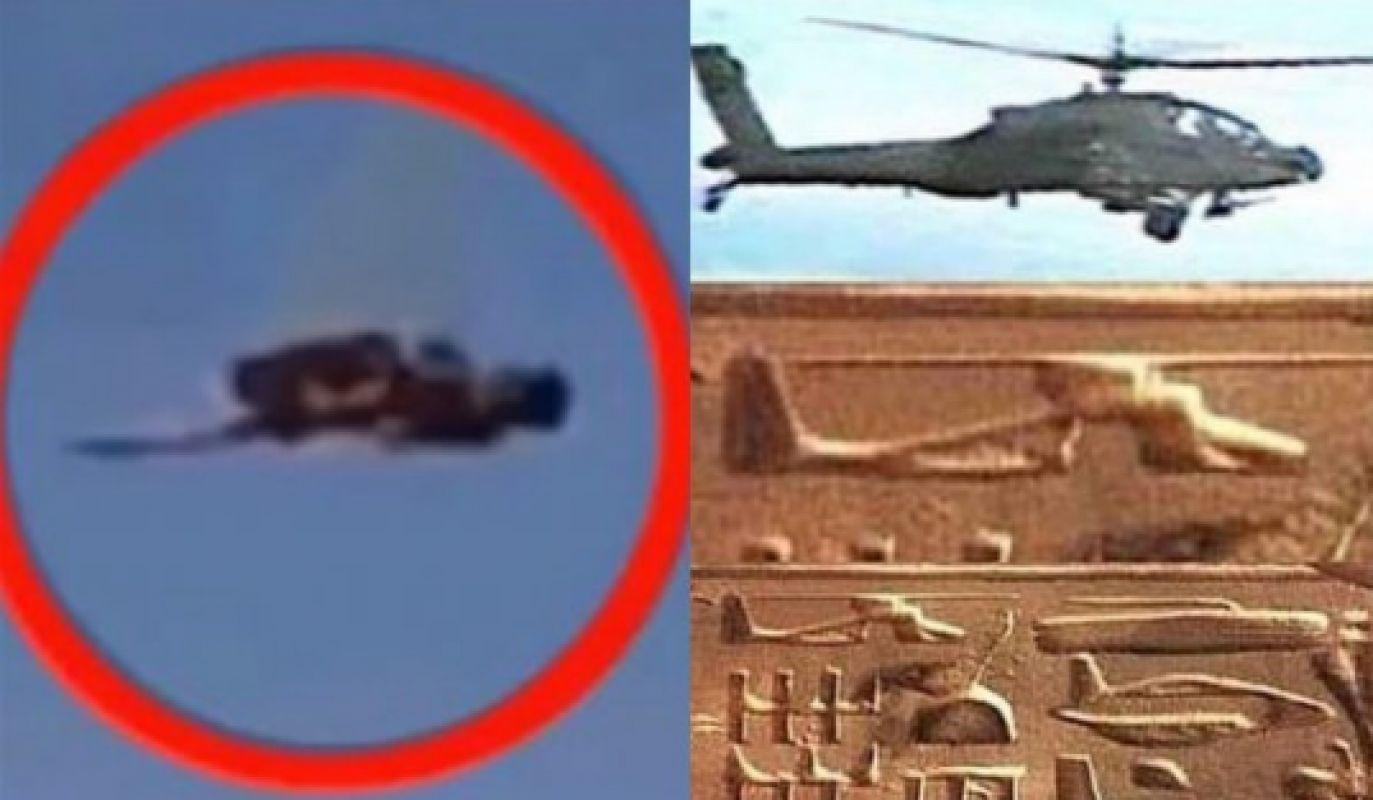 В Кемеровской области на видео сняли НЛО, который хаотично двигался в небе